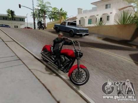 Vice City Freeway para la visión correcta GTA San Andreas