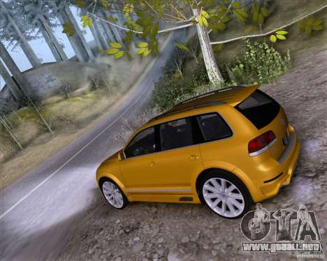 HQ Realistic World v2.0 para GTA San Andreas novena de pantalla