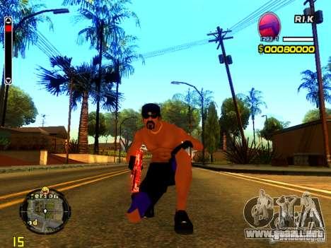 Gente de playa para GTA San Andreas