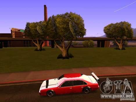 Emperor GT para GTA San Andreas left