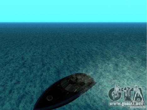 Squalo de Grand Theft Auto IV para la visión correcta GTA San Andreas