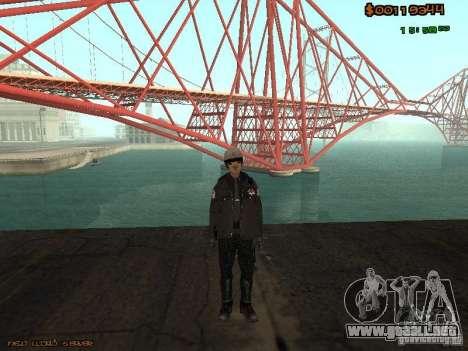 Sheriff Departament Skins Pack para GTA San Andreas quinta pantalla