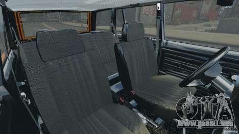 Vaz-21043 v1.0 para GTA 4 vista interior