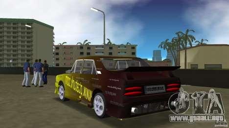 Anadol GtaTurk Drift Car para GTA Vice City vista lateral izquierdo