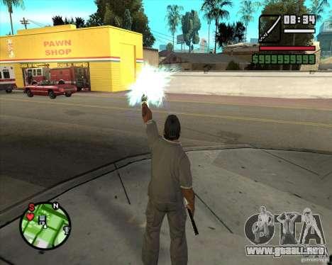 Chidory Mod para GTA San Andreas