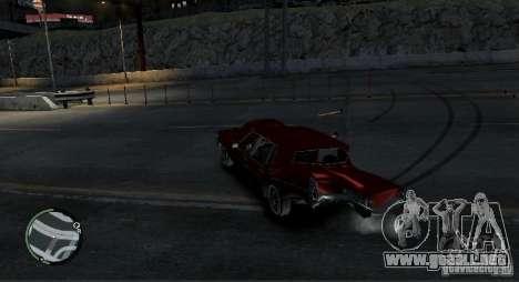 Daño coche realista para GTA 4 tercera pantalla