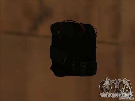 Explosivo C4 para GTA San Andreas tercera pantalla