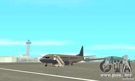 Airport Vehicle para GTA San Andreas twelth pantalla