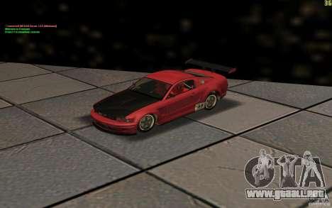 Servo RC Pak para GTA San Andreas