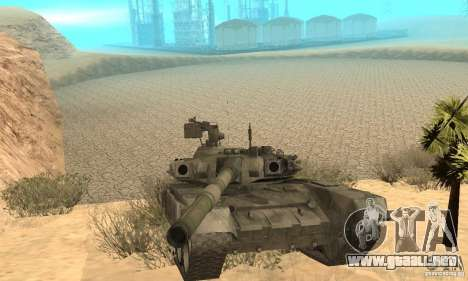 Tanques t-90