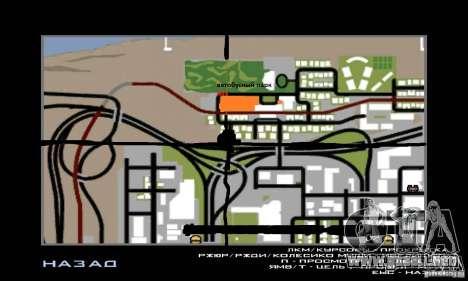 Bus 5 v. 1.0 para GTA San Andreas novena de pantalla