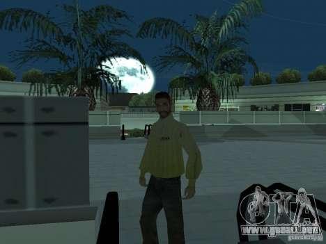 Skins Collection para GTA San Andreas segunda pantalla