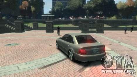 Audi S4 para GTA 4 visión correcta