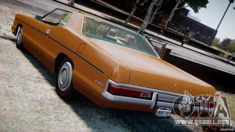 Mercury Monterey 2DR 1972 para GTA motor 4