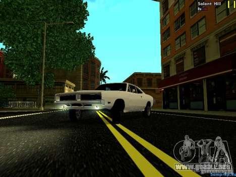 New Graph V2.0 for SA:MP para GTA San Andreas segunda pantalla
