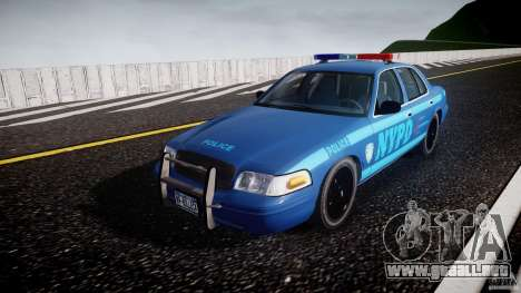 Ford Crown Victoria 2003 Noose v2.1 para GTA 4