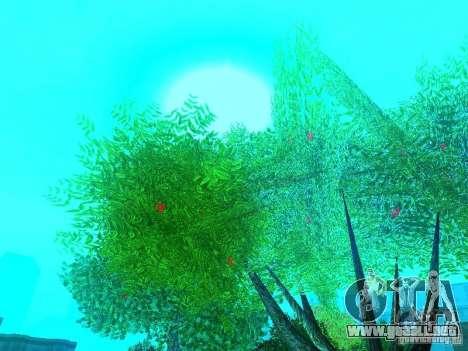 Nuevo Color Mod para GTA San Andreas tercera pantalla