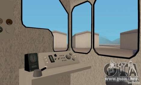 Locomotora LDH 18 para la visión correcta GTA San Andreas