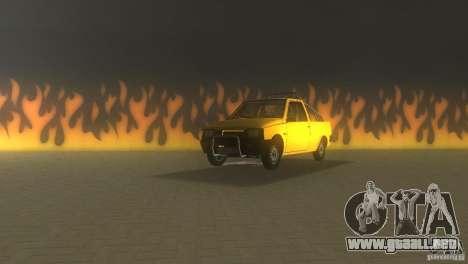 SeAZ Pickup para GTA Vice City left