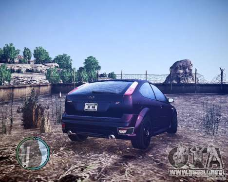 Ford Focus ST 2006 v1.1 para GTA 4 left