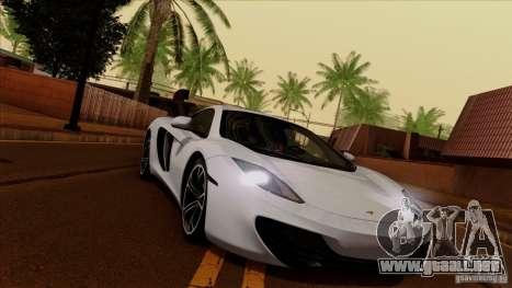 SA Beautiful Realistic Graphics 1.4 para GTA San Andreas segunda pantalla