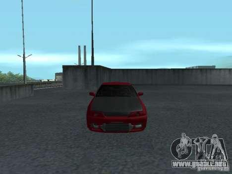 Nissan Skyline R32 Classic Drift para vista lateral GTA San Andreas