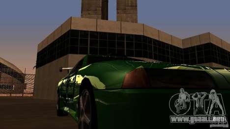 Elegy v0.2 para visión interna GTA San Andreas