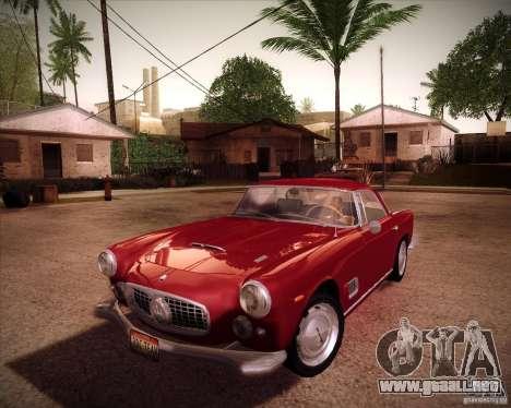 Maserati 3500 GT para GTA San Andreas
