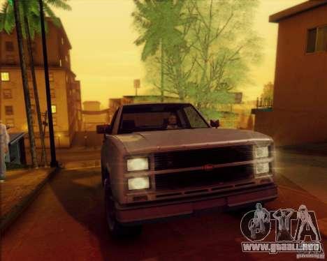 SA_Mod v1.0 para GTA San Andreas