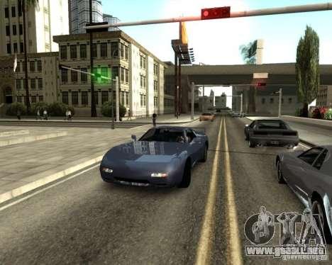 ENBSeries by Sashka911 v3 para GTA San Andreas sucesivamente de pantalla