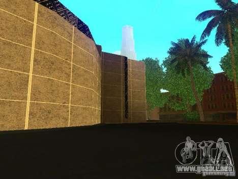 Edificio nuevo en Los Santos para GTA San Andreas sexta pantalla