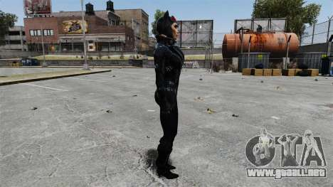 Mujer Gata para GTA 4 segundos de pantalla