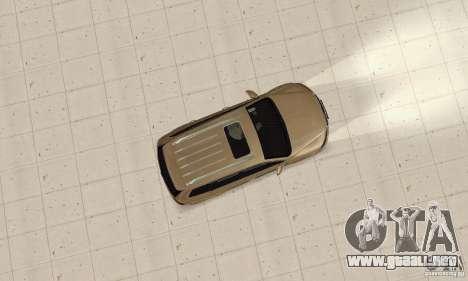 Volkswagen Touareg 2008 para la visión correcta GTA San Andreas
