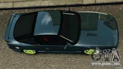 Nissan 240SX JDM para GTA 4 vista lateral