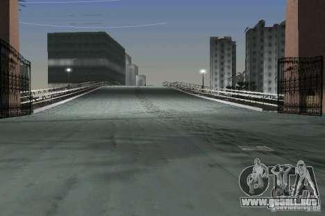 Snow Mod v2.0 para GTA Vice City séptima pantalla