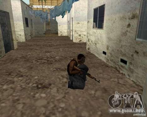 Robber para GTA San Andreas tercera pantalla