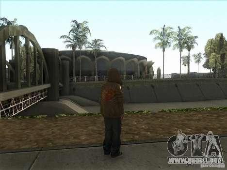 Ryo NFS PS para GTA San Andreas tercera pantalla