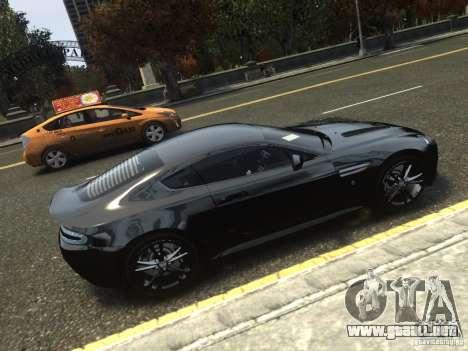 Aston Martin V12 Vantage 2010 V.2.0 para GTA 4 left