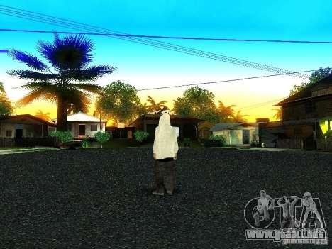 New ColorMod Realistic para GTA San Andreas segunda pantalla