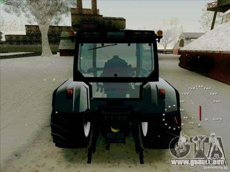 Steyr CVT 170 para GTA San Andreas vista posterior izquierda