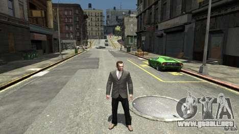 Jeans negros para GTA 4