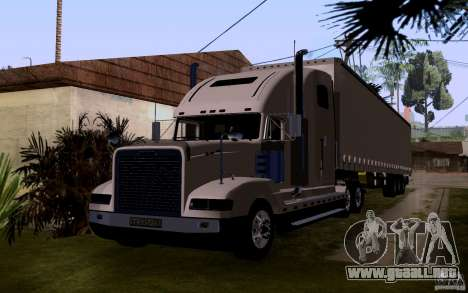 Freightliner SD 120 para GTA San Andreas