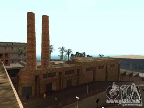 Nuevas texturas en Los Santos para GTA San Andreas