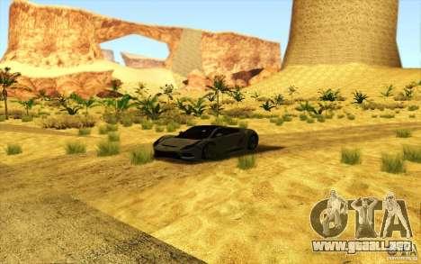 ENBSeries HD para GTA San Andreas sexta pantalla