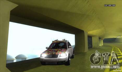 Volkswagen Passat B5.5 JDM para GTA San Andreas