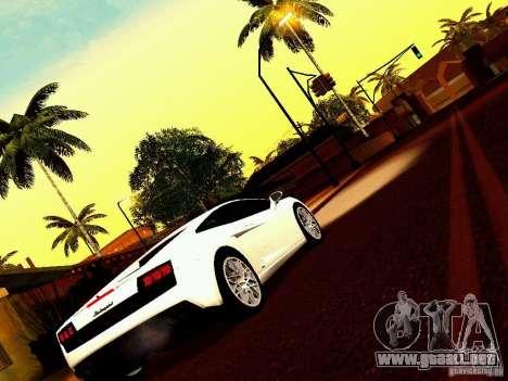 Lamborghini Gallardo LP560-4 para GTA San Andreas left