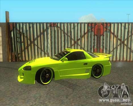Mitsubishi 3000 GT para GTA San Andreas