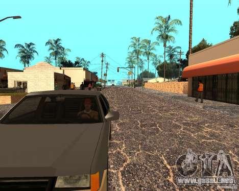 New Ghetto para GTA San Andreas tercera pantalla