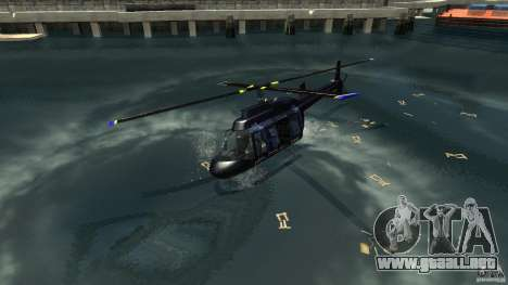 NYC Helitours Texture para GTA 4 left