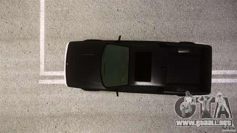 Blista Pick Up para GTA 4 vista lateral